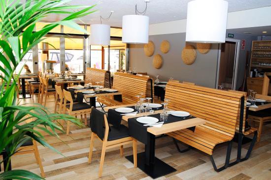 Restaurante Way: Planta baja Way
