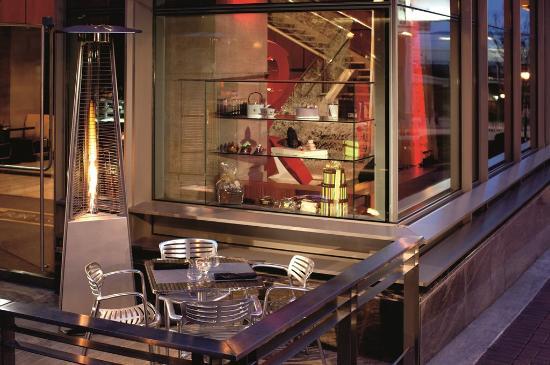 The Ritz-Carlton, Charlotte: Bar Cocoa Desserts
