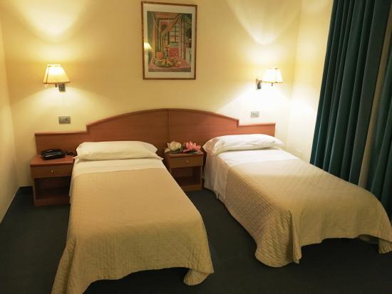 Europalace Hotel : camera doppia