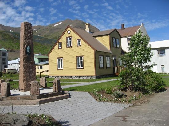 Siglufjordur, Islande : getlstd_property_photo