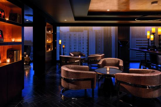 The Ritz-Carlton, Charlotte: The Punch Room