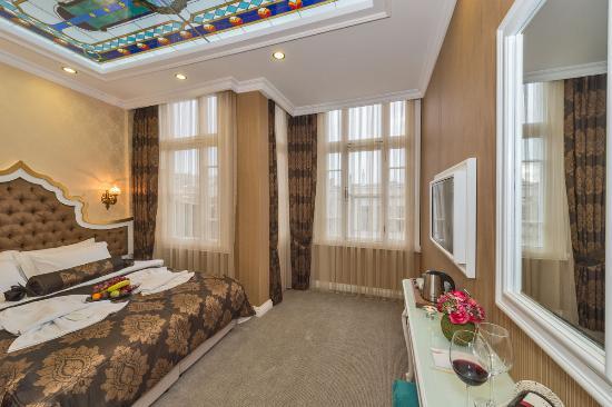 Alpek hotel prices reviews istanbul turkey for Alpek hotel