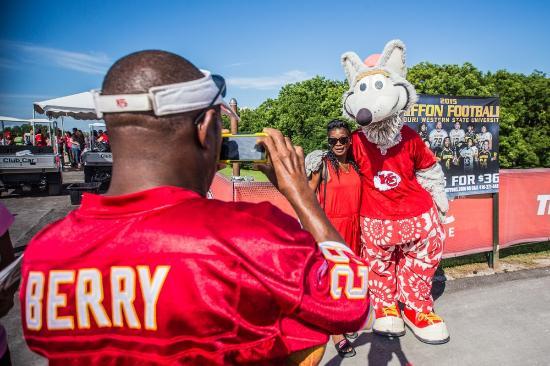 Saint Joseph, MO: Home of the Kansas City Chiefs Training Camp
