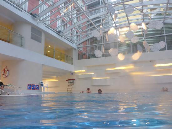 hotel pool picture of grand hotel portoroz lifeclass hotels rh tripadvisor com