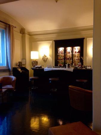 la luminosa hall ed il bar picture of nh firenze anglo american rh tripadvisor co uk