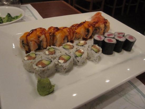 Ichiban Japanese & Korean: Sushi!