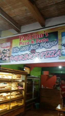 Padrinos Pizza y Pasta