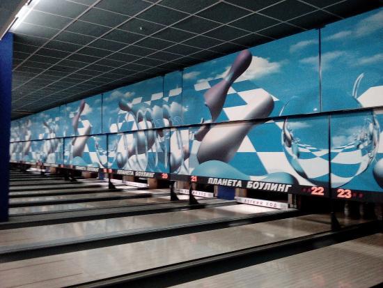 Planeta Bowling
