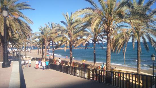 Playa Venus-Bajadilla