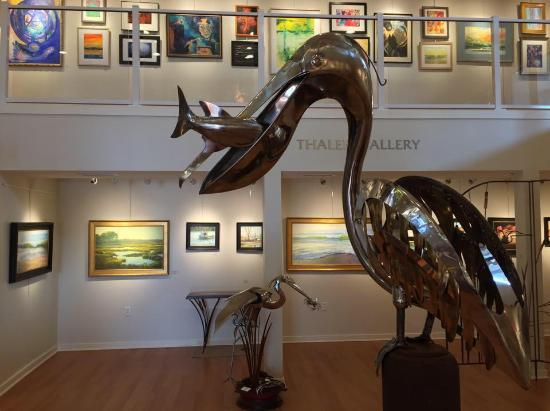Art League of Ocean City: Main gallery exhibit: Sept 2015