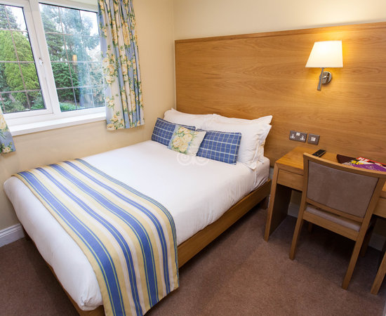 Small Double Room Hotel Birmingham