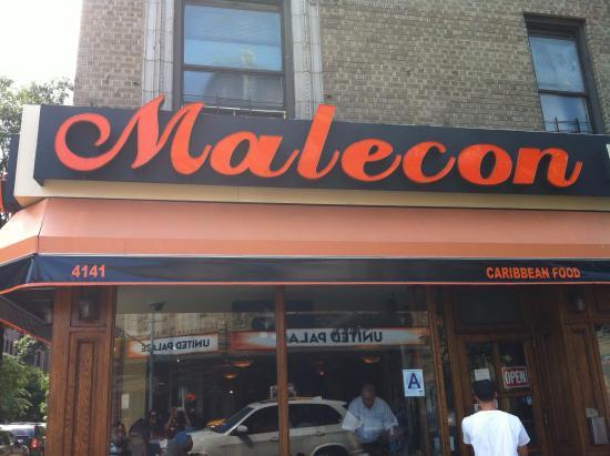 El Malecon Restaurant: yum!
