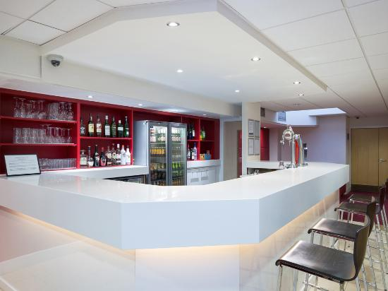 Travelodge Glasgow Central: Glasgow Central - Bar Cafe