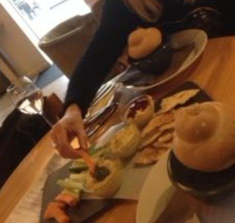 Baroosh: Lunch