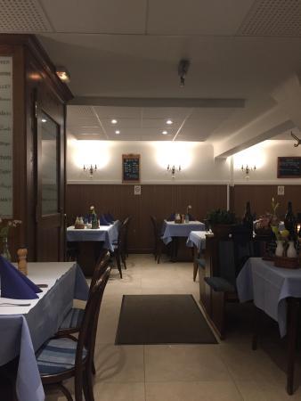 Cafe Restaurant de la Paix Foto
