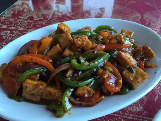 Wausau, Ουισκόνσιν: Sawadee Thai Restaurant