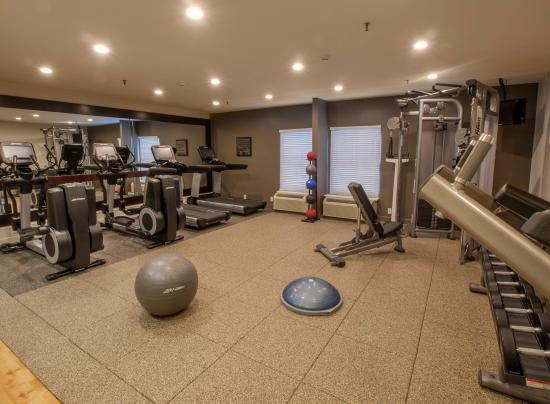 fitness center picture of doubletree by hilton hotel buffalo rh tripadvisor com