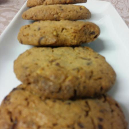 Ristorante Mecenate: i biscotti in accompagnamento al caffe