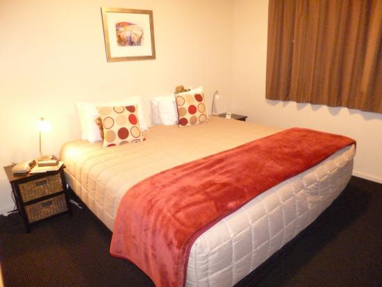 أدميرال كورت موتل آند أبارتمنتس: One double bedroom