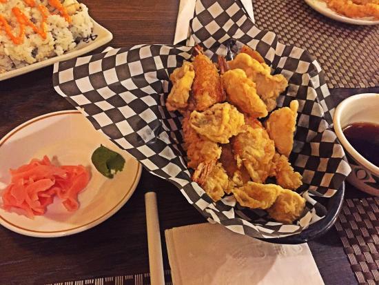 DK Sushi House: tempura