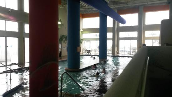 Indoor Pool With Hot Tubs Picture Of Dunes Village Resort Myrtle Beach Tripadvisor