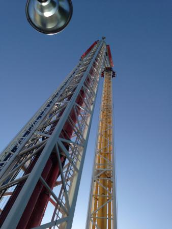 the most exciting ride picture of six flags over texas arlington rh tripadvisor com