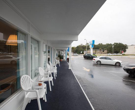 Vancouver Motel At Myrtle Beach South Carolina