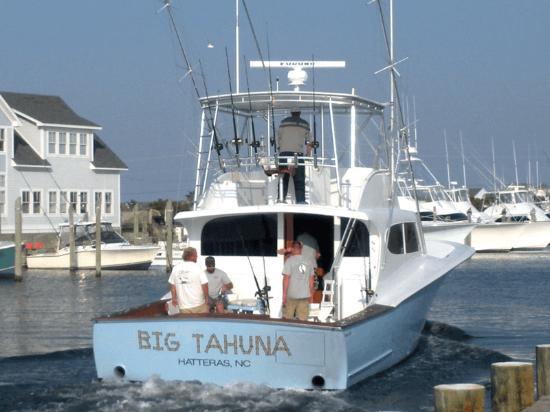 Big Tahuna Sportfishing