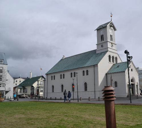 Austurvollur Square