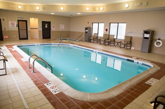 Carter Lake, IA: Indoor Pool