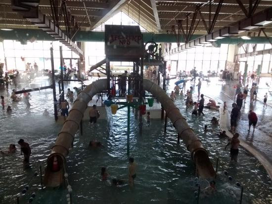 There Are Life Guards All Around Picture Of Apex Center Arvada Tripadvisor