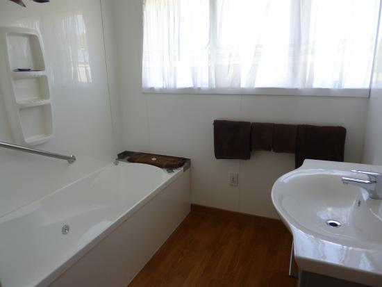 Lakeside Motel & Apartments: Bathroom