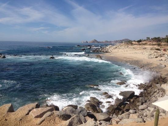 beach view too dangerous to swim picture of hacienda encantada rh tripadvisor com