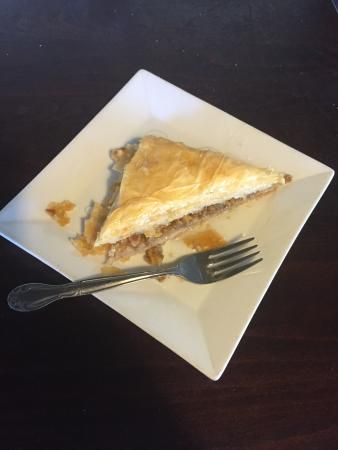 homemade baklava - picture of krazy greek kitchen, lake mary