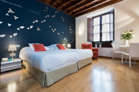 Gar anat hotel boutique granada spain reviews for Best boutique hotels granada