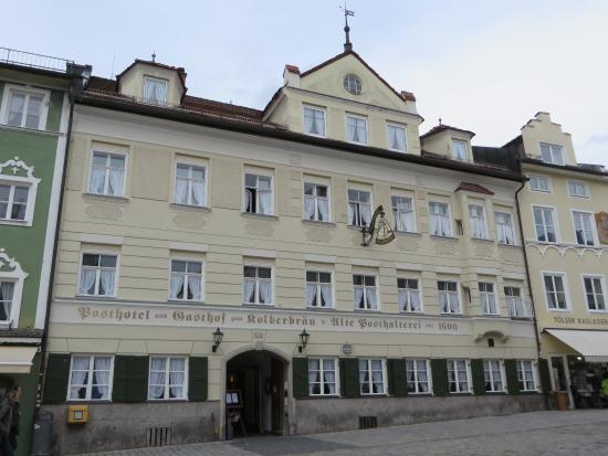 Posthotel Kolberbräu Bild