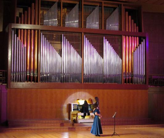 Sara Sadykova Concert Hall