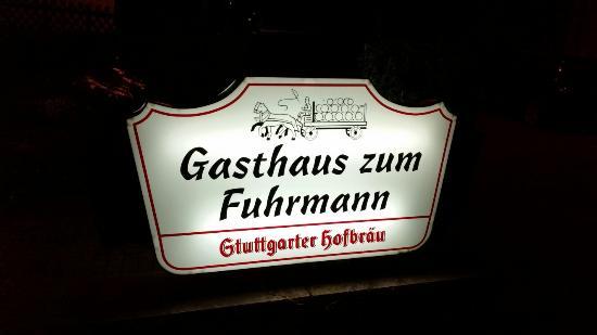 Zum Fuhrmann
