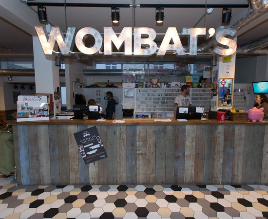 REVIEW: A Hostel with everything - Wombat's City Hostel London ...