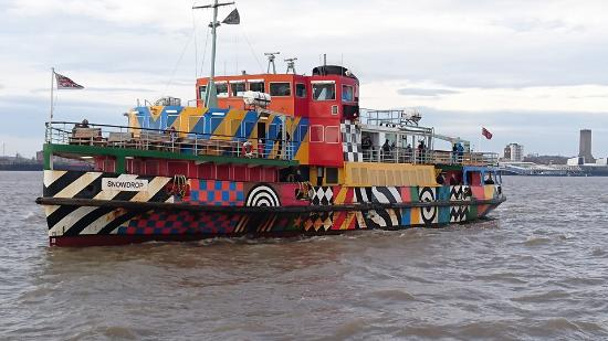 Take a look at these pictures of the much-loved Mersey Ferry the ...