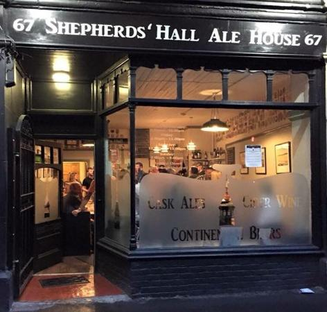 Shepherds Hall Ale House