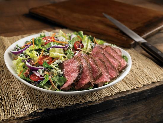 Outback Steakhouse: Steakhouse Salad