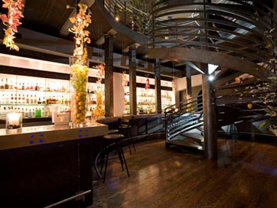 valbella meatpacking italian restaurant nyc main bar - Private Room Dining Nyc