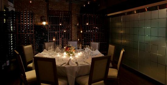 Valbella Meatpacking Italian Restaurant Nyc Private Rooms