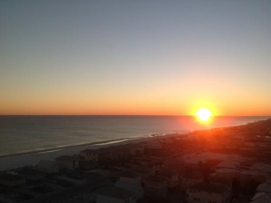 Sanibel Gulf Shores: Sunset