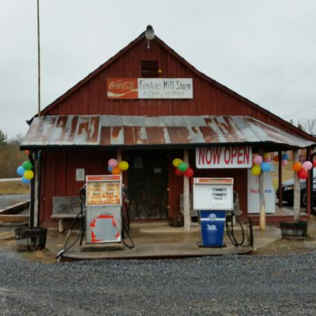 Rome, GA: 2014 Fosters Mill Store