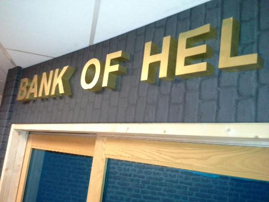 Bank of H.E.L.