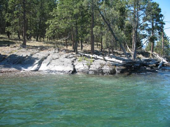 Wild Horse Island State Park: A beautiful pristine wilderness