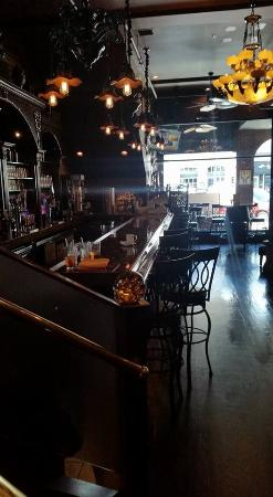 Anderson, Carolina Selatan: The bar area