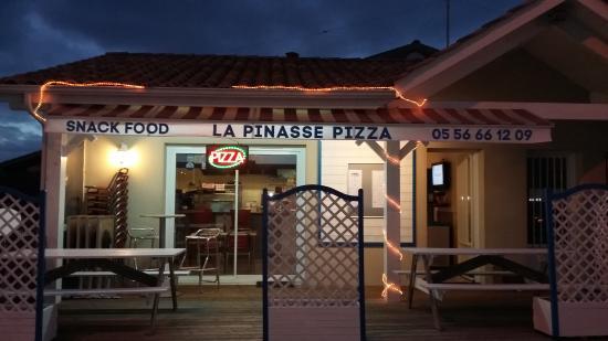 La Pinasse Pizza